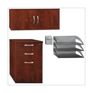 c hansen with fice series lovely u desk furniture bush package office bowfront executive cherry cupboard bbf awesome of free busch shaped corsa shipping